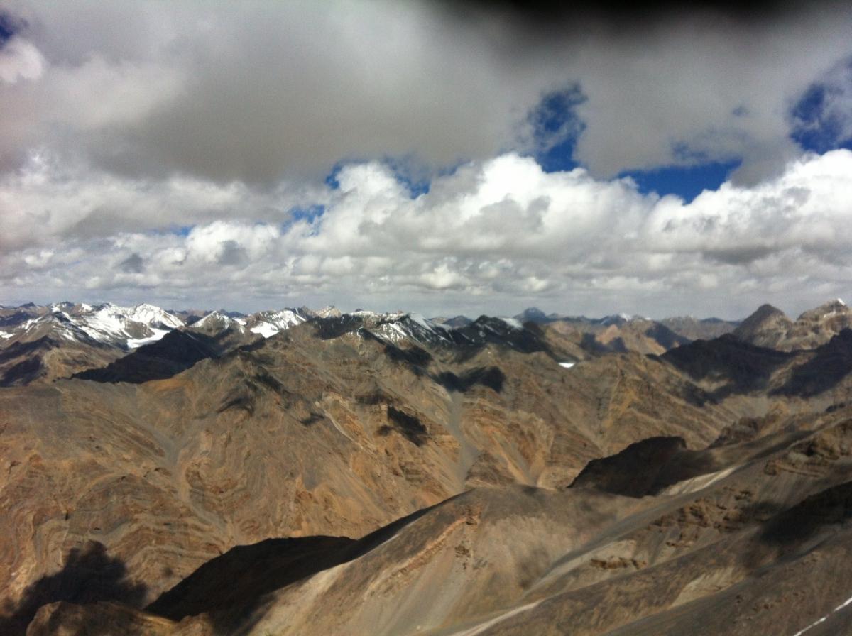 Mt. Kanamo Peak Climbing, Kullu, Himachal Pradesh, India