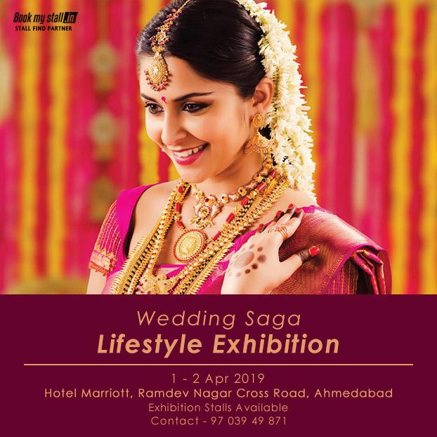 Wedding Saga Lifestyle Exhibition at Ahmedabad - BookMyStall, Ahmedabad, Gujarat, India