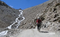 Manali to Chandratal Cycling Expedition