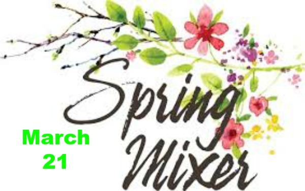 Spring Mixer for Singles, Marin, California, United States