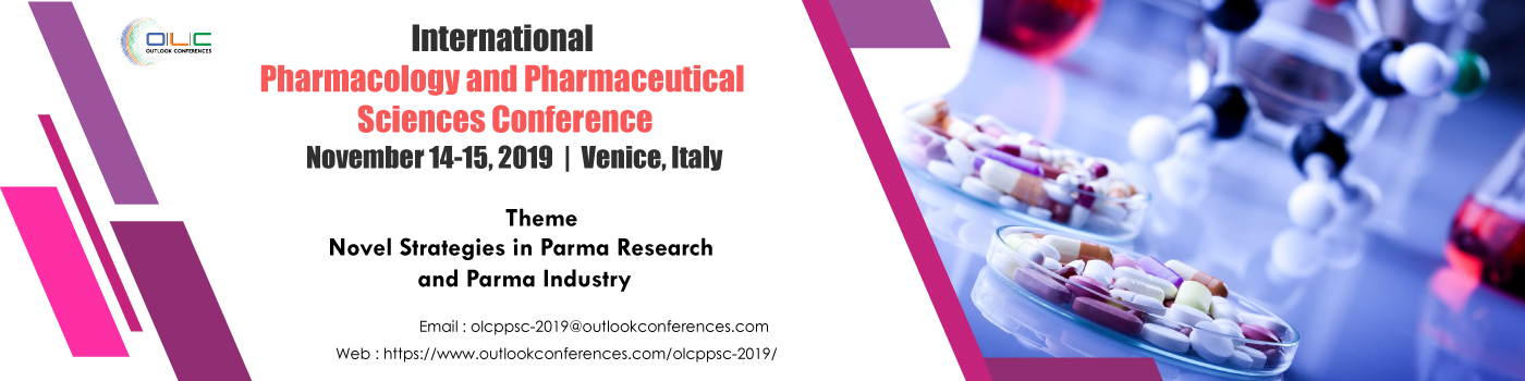 International Pharmacology and Pharmaceutical Sciences Conference, Italy, Veneto, Italy