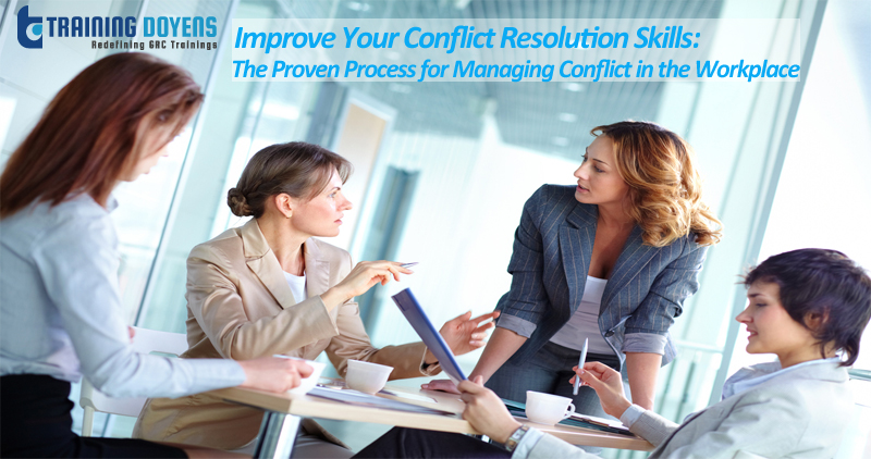 Live Webinar on Improve Your Conflict Resolution Skills: The Proven Process for Managing Conflict in the Workplace, Aurora, Colorado, United States