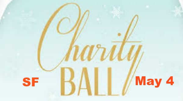 Singles Charity Ball to Restore Sight to the Blind, San Francisco, California, United States