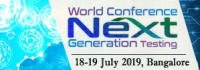 World Conference Next Generation Testing 2019