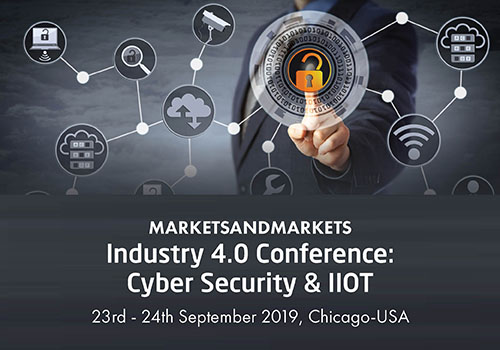 MarketsandMarkets Industry 4 0 Conference: Cybersecurity