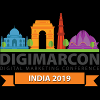 DigiMarCon India 2019 - Digital Marketing Conference & Exhibition