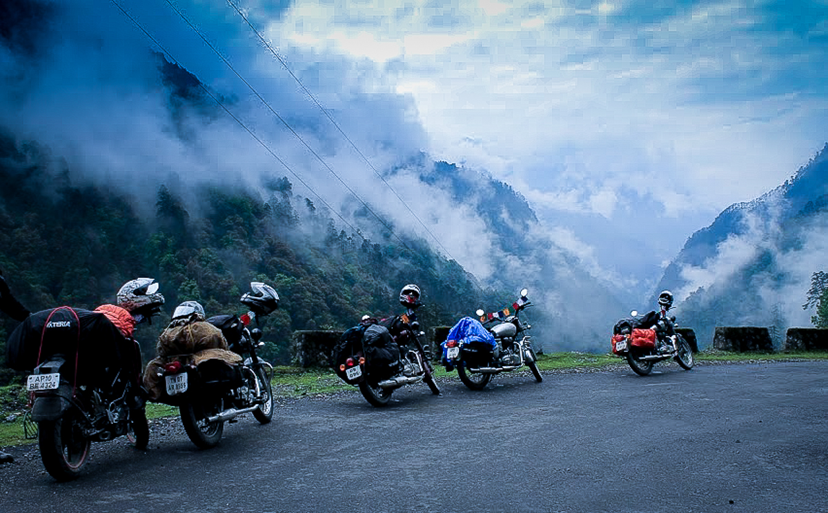 Bike Trip Leh Ladakh 2019, Jaipur, Rajasthan, India