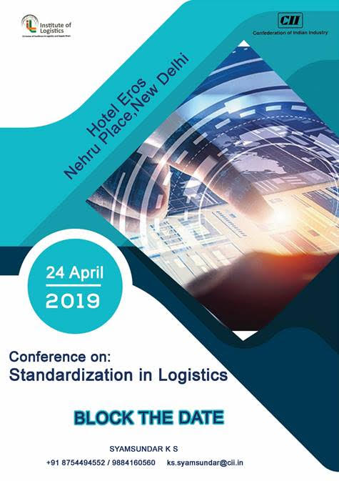 Conference on: Standardization in Logistics - Conference