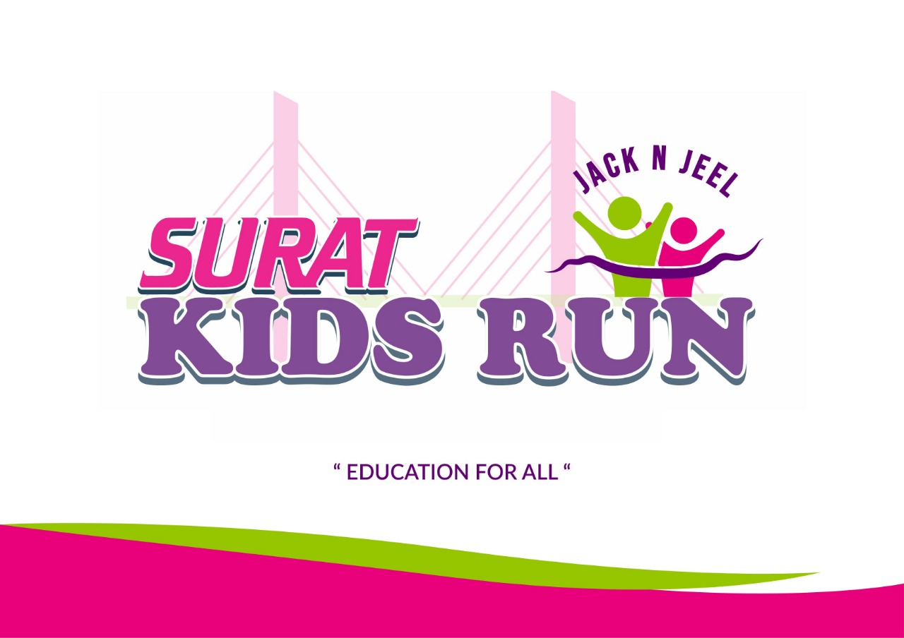 Surat Kids Run, Surat, Gujarat, India