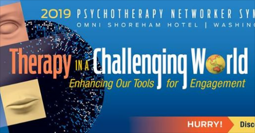 Psychotherapy Networker Symposium, New York, United States