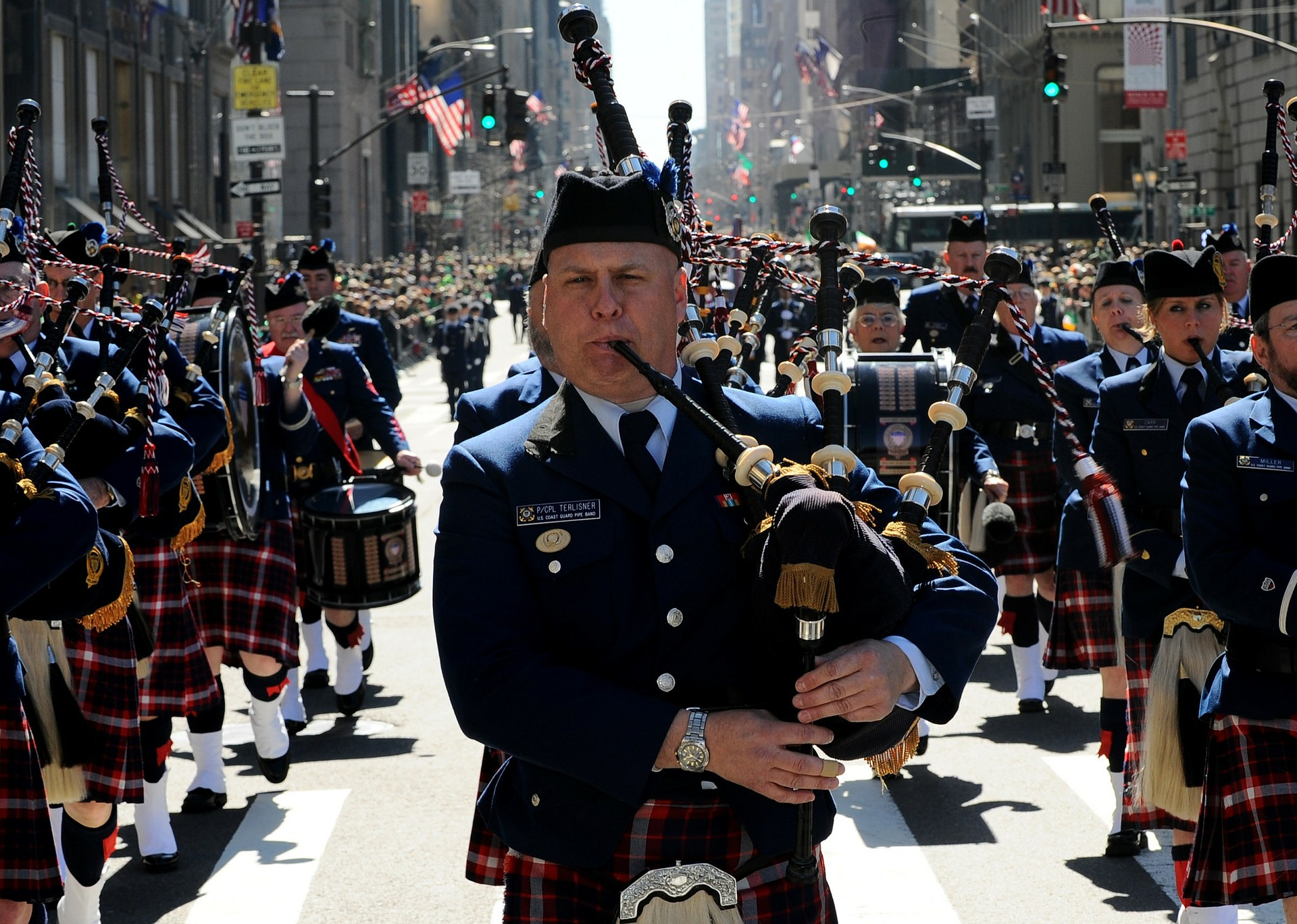 Join McCready Law at the South Side Irish Parade, Cook, Illinois, United States
