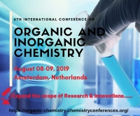 6th International Conference on Organic and Inorganic Chemistry