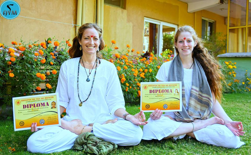 500-hour yoga teacher training in Rishikesh, India – AYM Yoga School Rishikesh, Dehradun, Uttarakhand, India