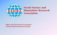 Hong Kong– International Conference on Social Science & Humanities (ICSSH), 24-25 September 2019