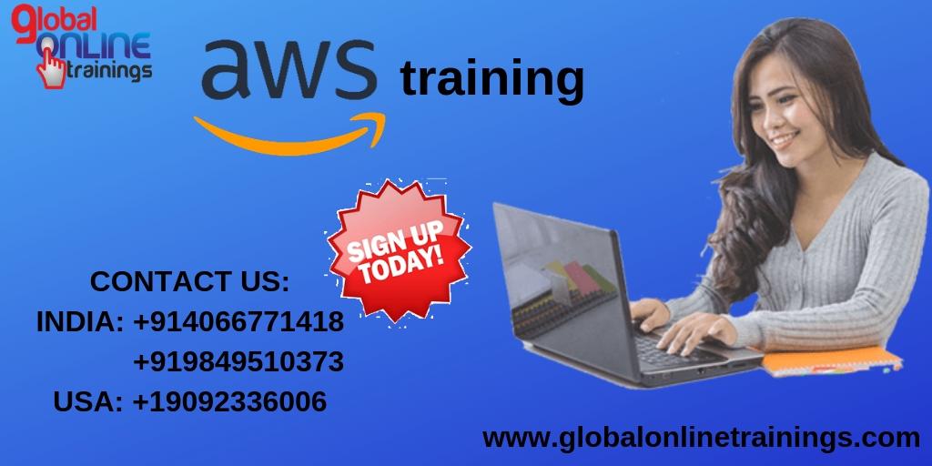 AWS Training | Best Amazon web services Certification Online course