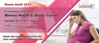 3rd International Conference on Women Health & Breast Cancer