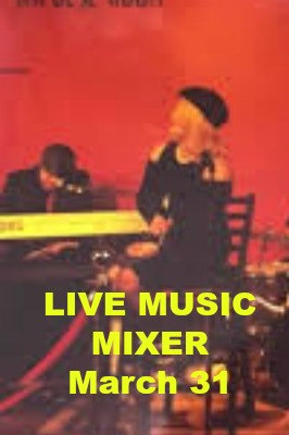 Live Music Singles Party, Alameda, California, United States