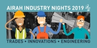 Registration Now Open for the 2019 AIRAH Industry Nights Event