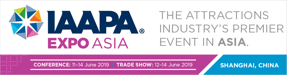 IAAPA Expo Asia 2019, Shanghai, China