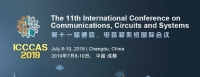 2019 11th International Conference on Communications, Circuits and Systems (ICCCAS 2019)