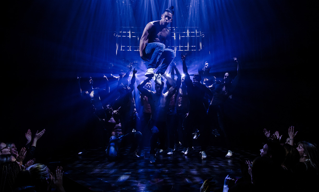 Magic Mike Live – Saturday 23rd March | 7:30pm, Cranbourn St, Leicester Square,London,United Kingdom