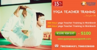 200 Hour Yoga Teacher Training - Gyan Ganga Yog Peeth