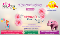 Elly's World of Joy - A carnival for young mothers & their little ones