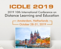 2019 10th International Conference on Distance Learning and Education (ICDLE 2019)