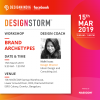 NASSCOM Design4India - Brand Archetypes Workshop