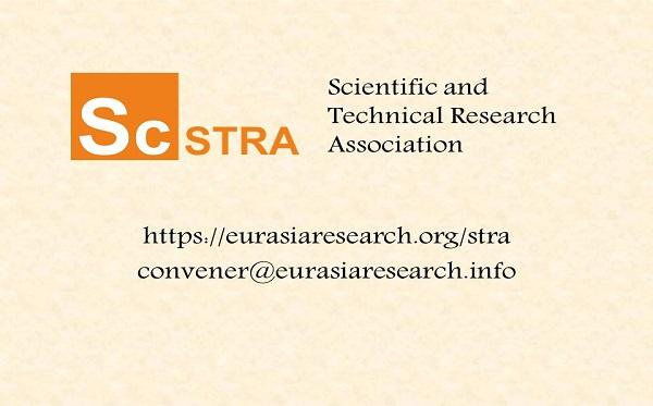 ICSTR Hong Kong – International Conference on Science & Technology Research, 26-27 September 2019, Hong Kong, Hong Kong