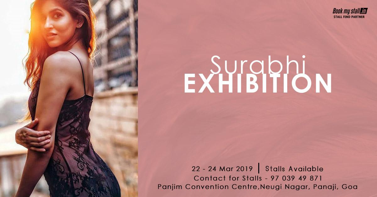 Surabhi Exhibitions at Goa - BookMyStall, Panaji, Goa, India