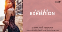 Surabhi Exhibitions at Goa - BookMyStall
