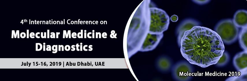 4th International Conference on Molecular Medicine and Diagnostics, Abu Dhabi, United Arab Emirates