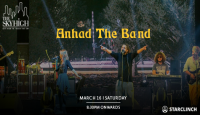Anhad The Band - Performing LIVE at The Sky High, Andrews Ganj