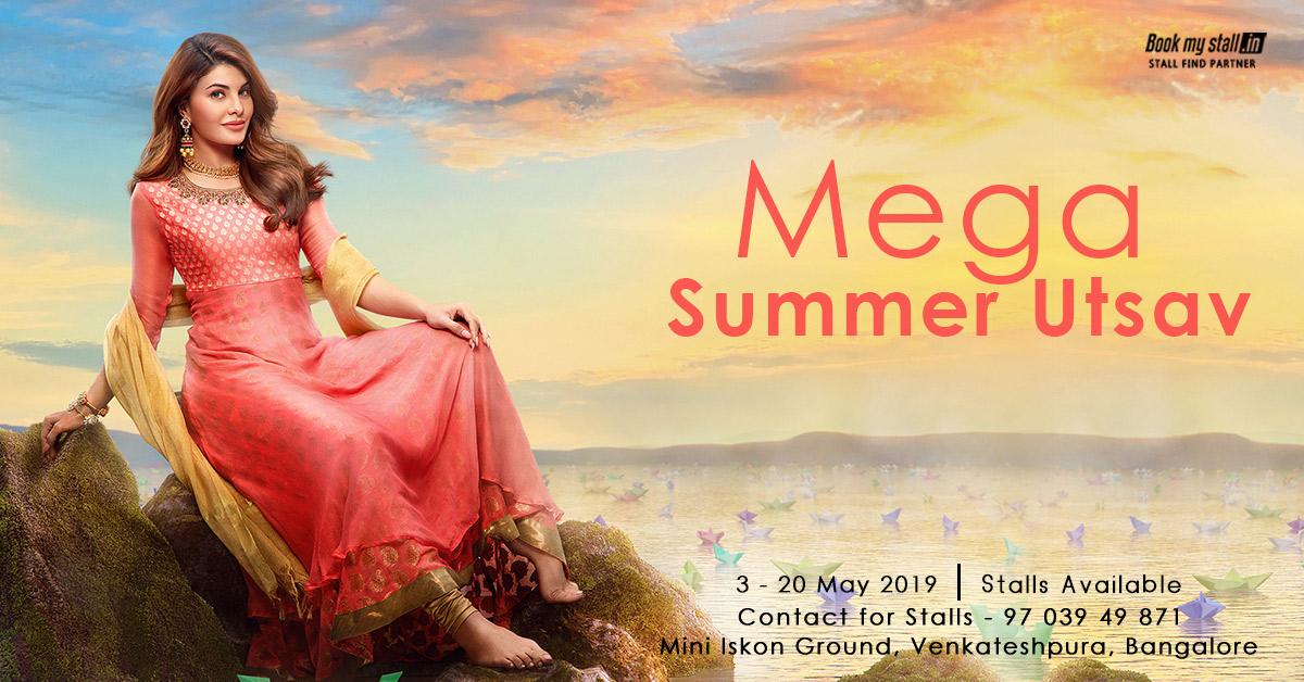 Mega Summer Utsav at Bangalore - BookMyStall, Bangalore, Karnataka, India