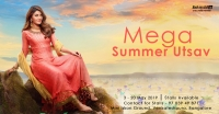 Mega Summer Utsav at Bangalore - BookMyStall