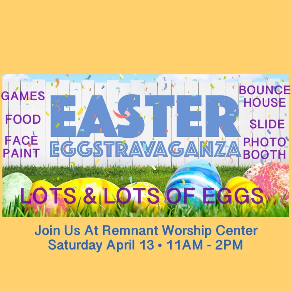 Easter Eggstravaganza, Tuscaloosa, Alabama, United States