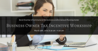 Doral Chamber Business Owner Specialized Tax Incentive Workshop