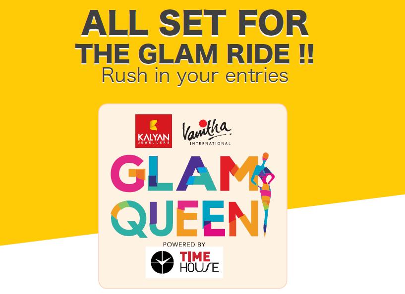 Vanitha Glam Queen Contest 2019, Kottayam, Kerala, India