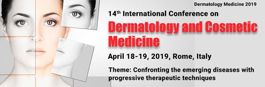 14th International Conference on Dermatology and Cosmetic Medicine, Rome, Lazio, Italy