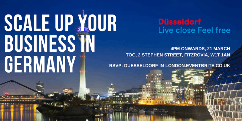 Scale up your business into Germany, London, United Kingdom