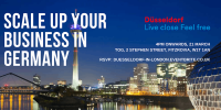 Scale up your business into Germany