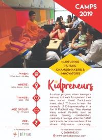 Kidpreneurs Camp