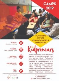 Kidpreneurs Camp - Evening