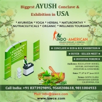 Indo American Wellness Conclave & Exhibition 2019 | 2nd Edition