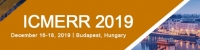 2019 4th International Conference on Mechanical Engineering and Robotics Research (ICMERR 2019)