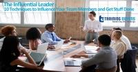 Webinar on Leadership in 2019: Ten Important Skill you Must Learn