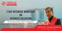 Business Valuation with Aswath Damodaran | Singapore