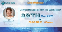 Conflict Management In The Workplace?