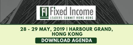 Fixed Income Leaders Summit in Hong Kong - May 2019, Hong Kong, Hong Kong